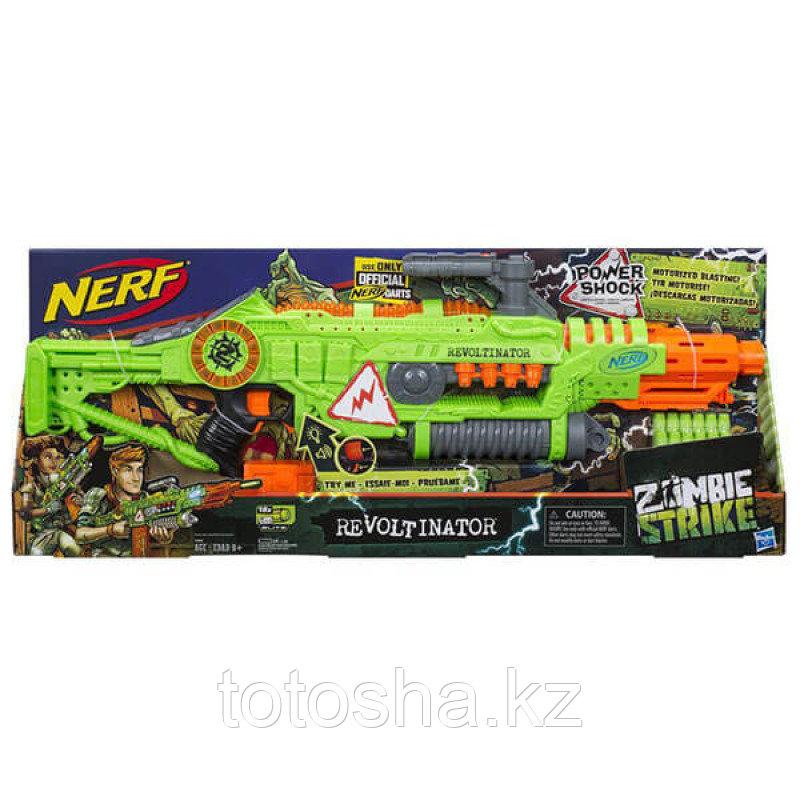 Бластер Nerf Zombie Revoltinator Зомби Револтинатор , E3060