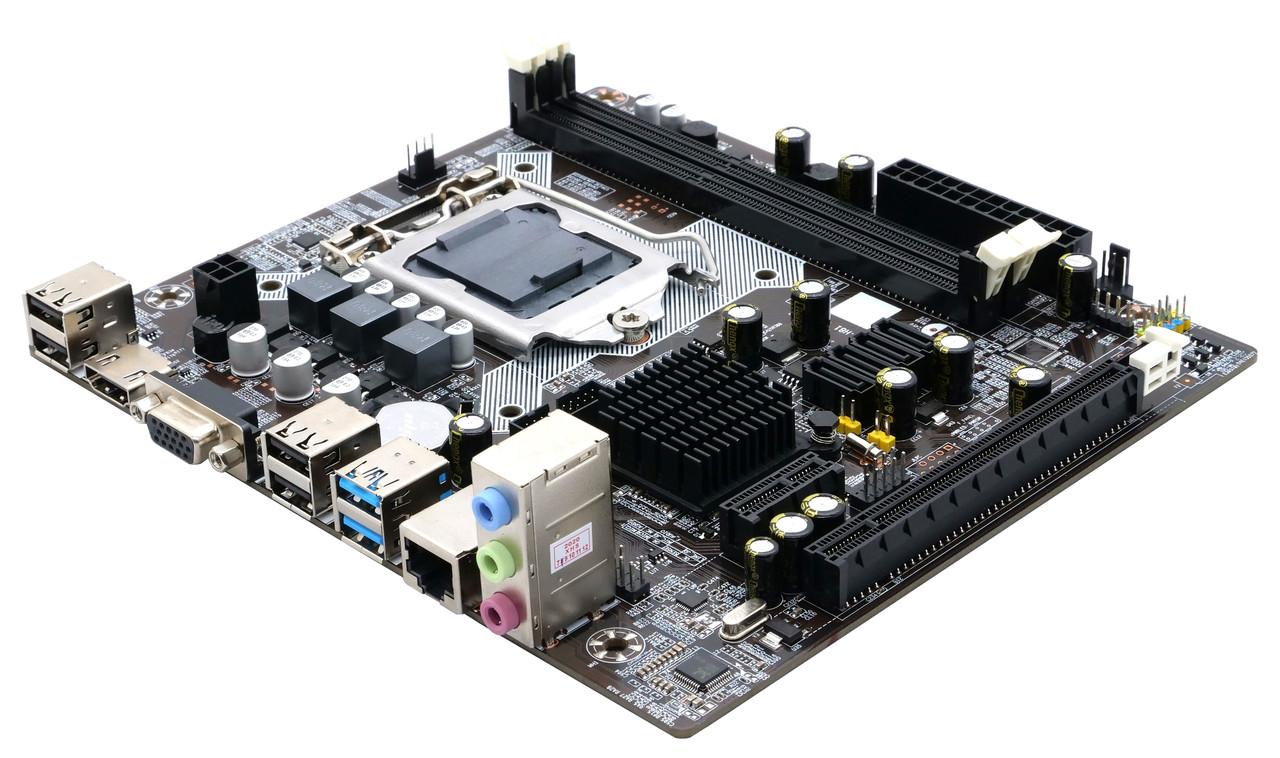 Материнская плата Intel H81