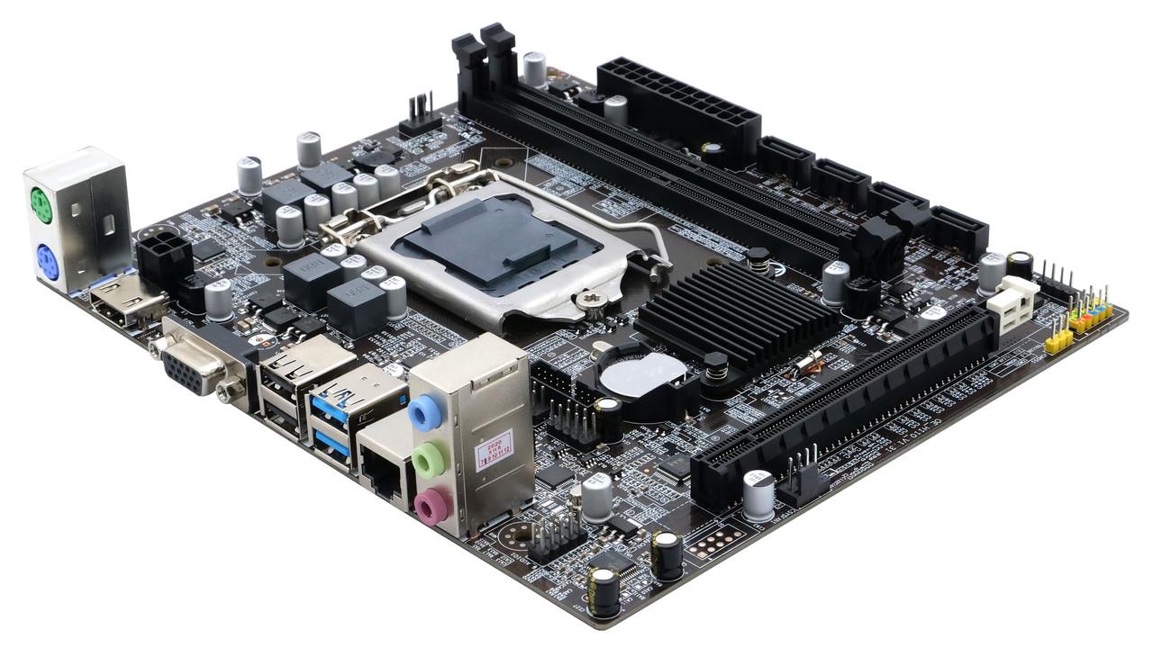 Материнская плата Intel H110