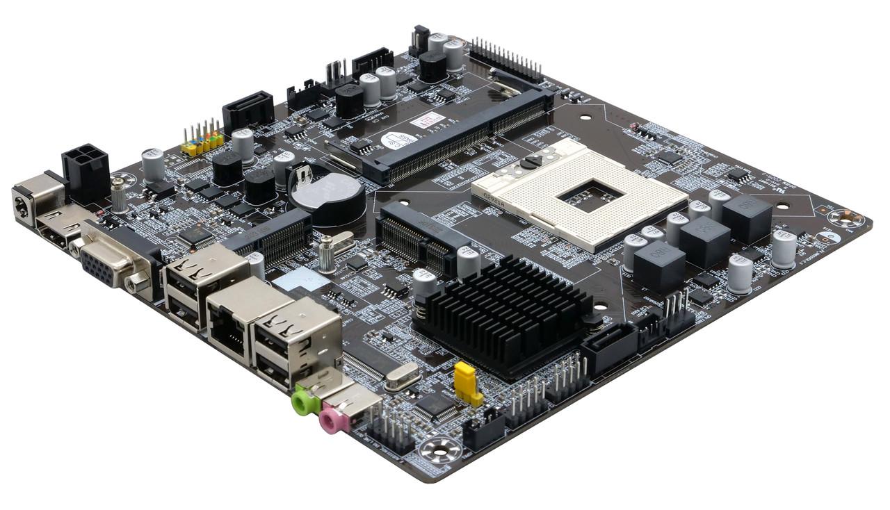 Материнская плата Intel HM55 ITX