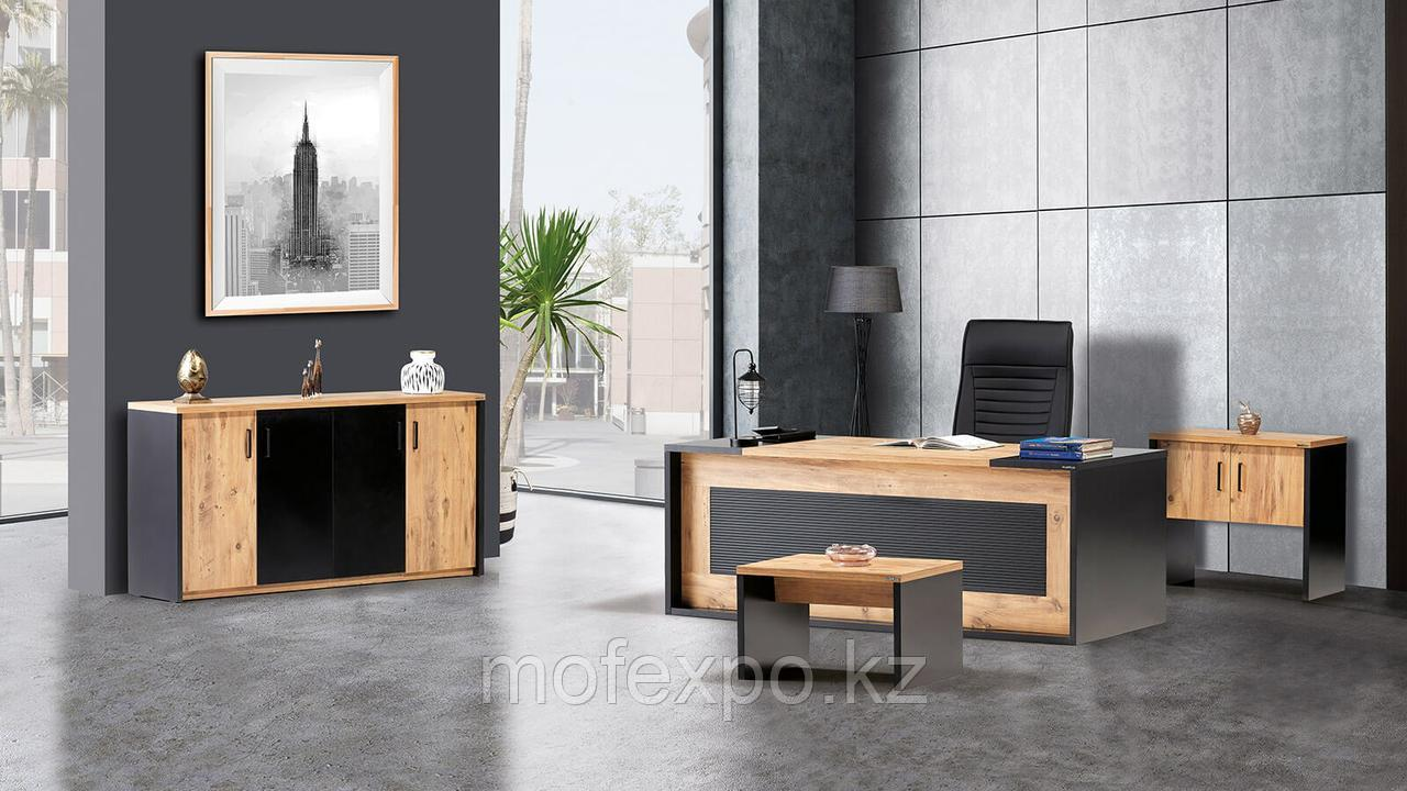 Кабинет для  персонала в стиле модерн