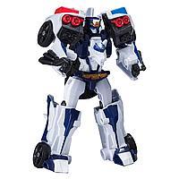 Трансформер Тобот: мини Детективы Галактики - Сержант Джастис (Young Toys, Южная Корея)