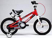 """Детский велосипед Royal Baby Freestyle Space №1 Alloy 16"""" красный"""
