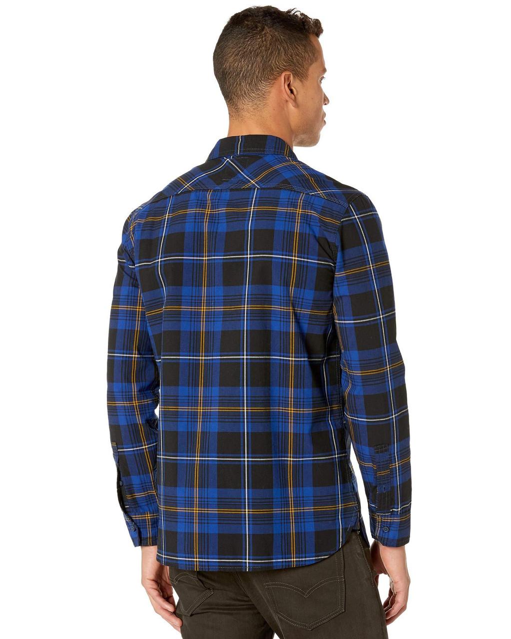 Levi's Мужская рубашка - Е2 - фото 2