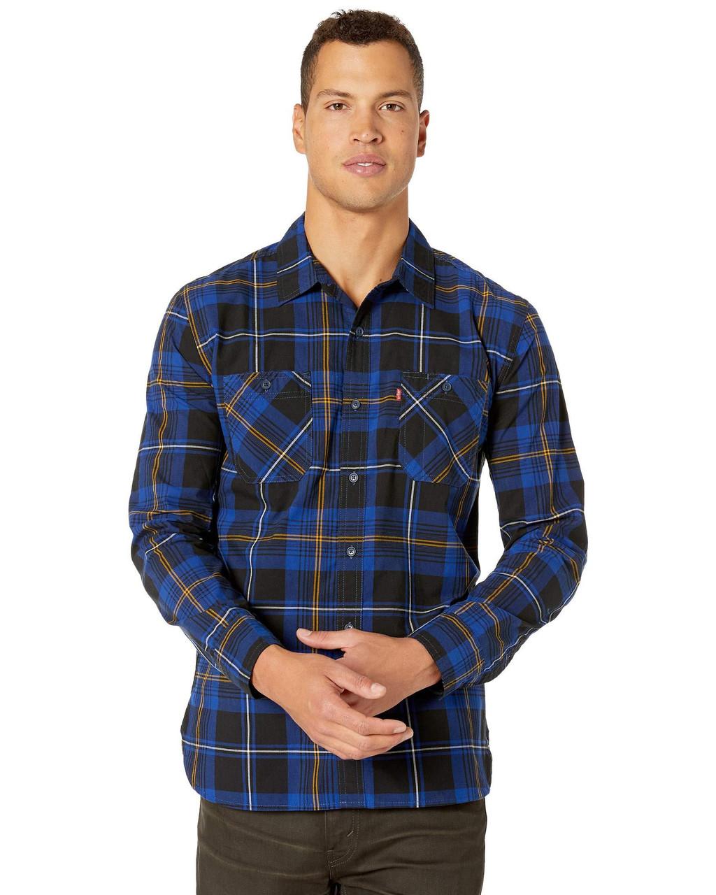 Levi's Мужская рубашка - Е2 - фото 1