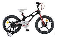 Детский двухколесный велосипед Royal Baby Space Shuttle 18 Чёрный