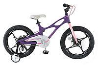 Детский двухколесный велосипед Royal Baby Space Shuttle 18 Пурпур