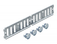 Соединитель кабельного листового лотка /угловой 35x200