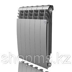 Радиатор биметаллический Royal Thermo BiLiner 500/87 171 Вт/ - 10 секций Silver Satin
