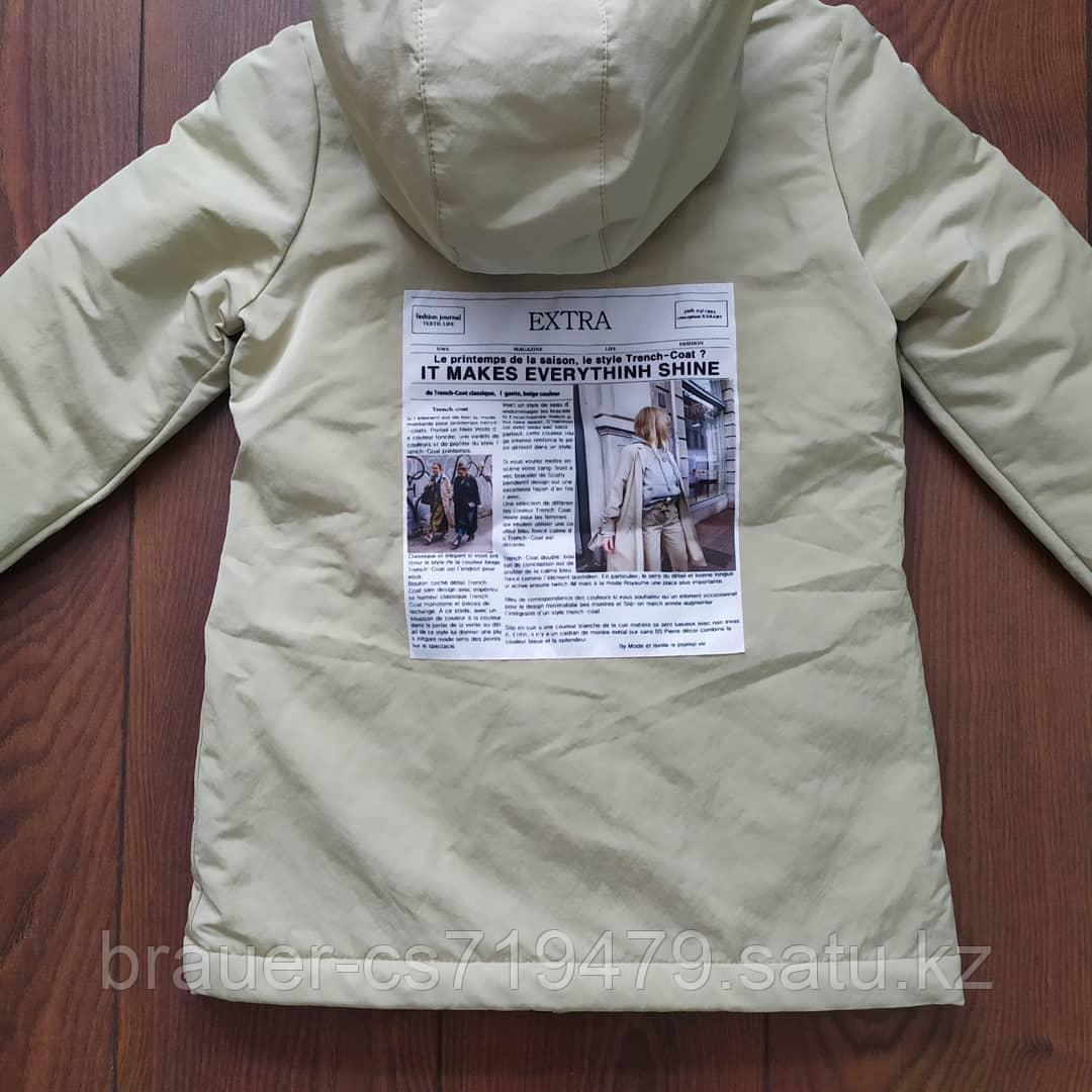 """Куртка """"Джесика"""" - фото 4"""