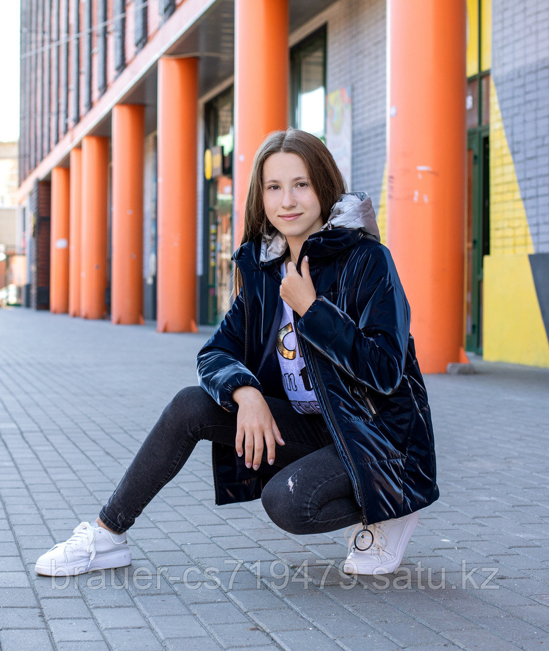 """Куртка """"Сьюзи"""" - фото 1"""