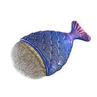 Кисти -щетка рыбка-синяя