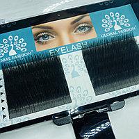 Набор ленточных ресниц Global Fashion C 0.15 14 мм