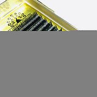 Набор ленточных ресниц Global Fashion D 0.12 12 мм