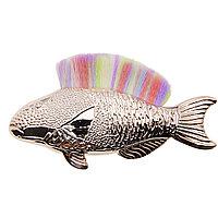 Щетка для стряхивания пыли рыбка 3