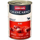 Animonda 400г с говядиной Консервы для взрослых собак Gran Сarno