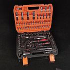 Набор инструментов, пластиковый кейс, 109 предметов, фото 5