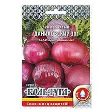 """Семена лука репчатого Русский огород """"Даниловский 301"""""""