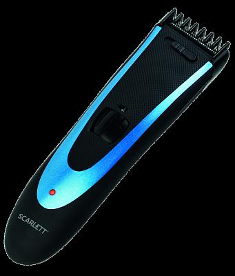 Машинка для стрижки волос Scarlett SC-HC63C59 черный