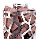 Сетка-каменка №1 (Саванна) — d-250 — h-750 мм — нерж 1,5 мм AISI 430, фото 7