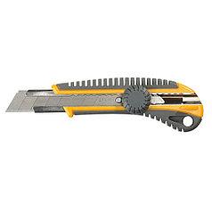 Нож канцелярский 25ММ STAYER с фиксатором