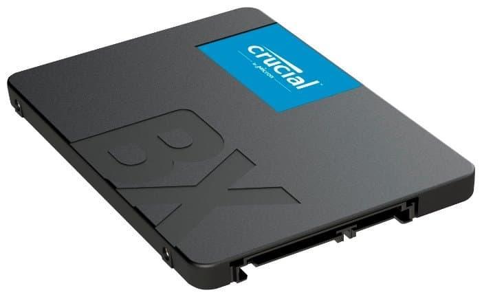"""SSD 480GB SSD Crucial BX500 2,5"""" SATA3 R540Mb/s, W500MB/s"""
