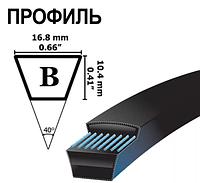 Ремень клиновый профиль-B (Б)
