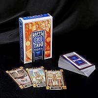 Карты Таро ТОТА. Алистер  Кроули, 78 карт, фото 1