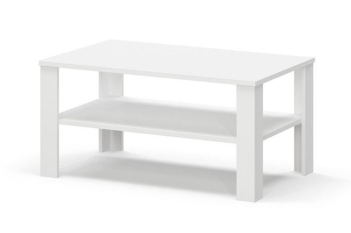 Стол журнальный 001, Белый, Мебель-Сервис, фото 2