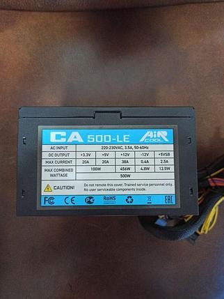 Блок Питания AiR-Cool CA500W-LE NMD, фото 2