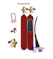 Запасные части для углекислотных огнетушителей ОУ