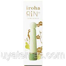 Вибратор перезаряжаемый Iroha Rin Plus Hisui, мятный