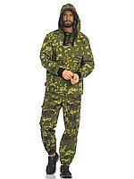 Костюм для охоты и рыбалки Антигнус с ловушками цвет Горох ткань Смесовая (Сорочка)