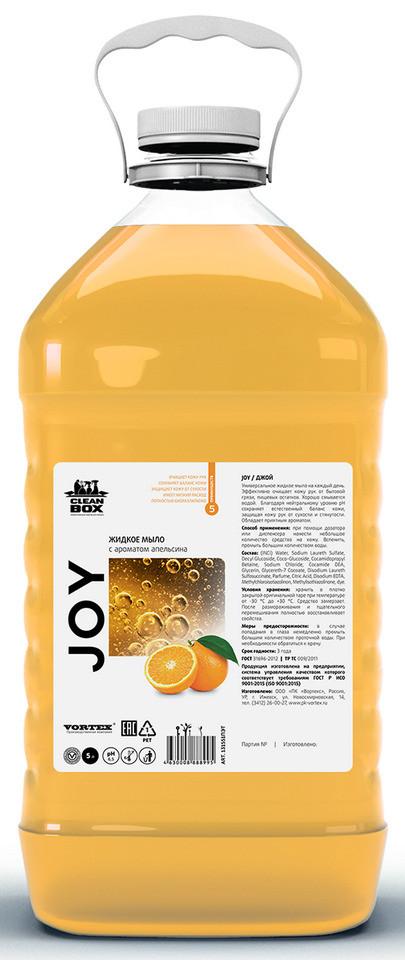 МЫЛО ЖИДКОЕ 5л Апельсин