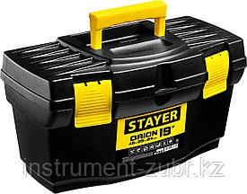 """Ящик для инструмента """"ORION-19"""" пластиковый, STAYER"""