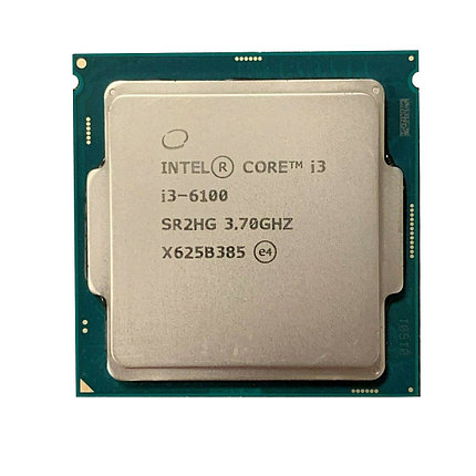 Процессор Intel 1151 Core i3-6100, 3,7GHz, фото 2