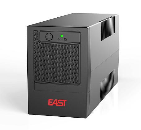 ИБП 650ВА / 390Вт c АКБ 8Ач, 3 Schuko CEE7, 1 IEC C13, EA200, источник бесперебойного питания, фото 2