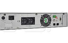 ИБП EA900 PRO RT, 3кВА/2700Вт, 220В, в корпусе RT с увеличенной АКБ 12В/9Aч*16 шт, фото 2