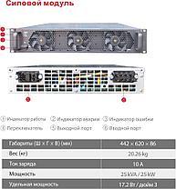 Модульные ИБП EA66100, 200 кВА / 200 кВт, 380В, фото 3