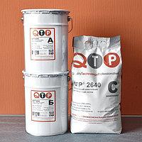 Термостойкий химстойкий полиуретанцементный состав QTP 2640