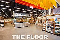 Наливные полы для супермаркетов, магазинов, торговых помещений