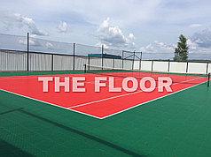 Покрытие для уличных спортивных площадок