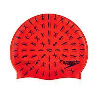 Шапочка для плавания Speedo Slogan jr