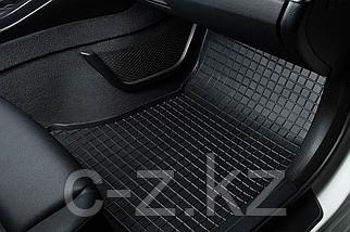 Резиновые коврики Сетка для Chevrolet Tahoe IV 2014-н.в., фото 2