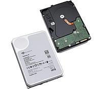 Жесткий диск Seagate SkyHawk, 10000 GB HDD SATA ST10000VE0008, 7200rpm, 256MB cache, SATA 6 Gb/s