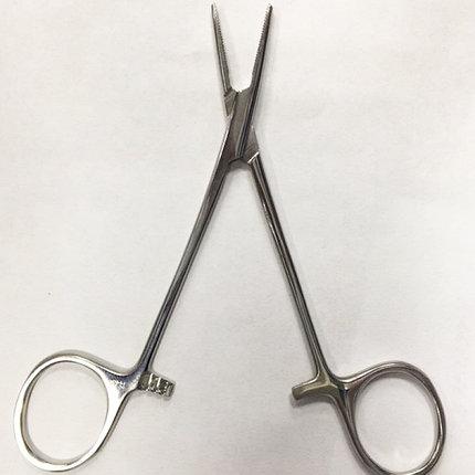 Иглодержатель общехирургический 120 мм, фото 2