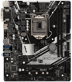 Материнская плата AsRock B365M-HDV, LGA1151 Socket 1151 (8-9 серии)