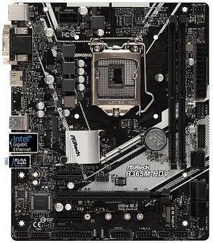 Материнская плата AsRock B365M-HDV, LGA1151 Socket 1151 (8-9 серии), фото 2