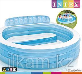 Бассейн  INTEX  57190 (с диванчиком), фото 2