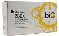 Картридж Bion CF280X для HP laserJet Pro 400 M401(a/d/dn/dne/dw/n), M425(dn/dw) (6'900 стр.) Черный